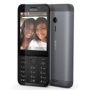 Nokia 230 DS - Dark Silver