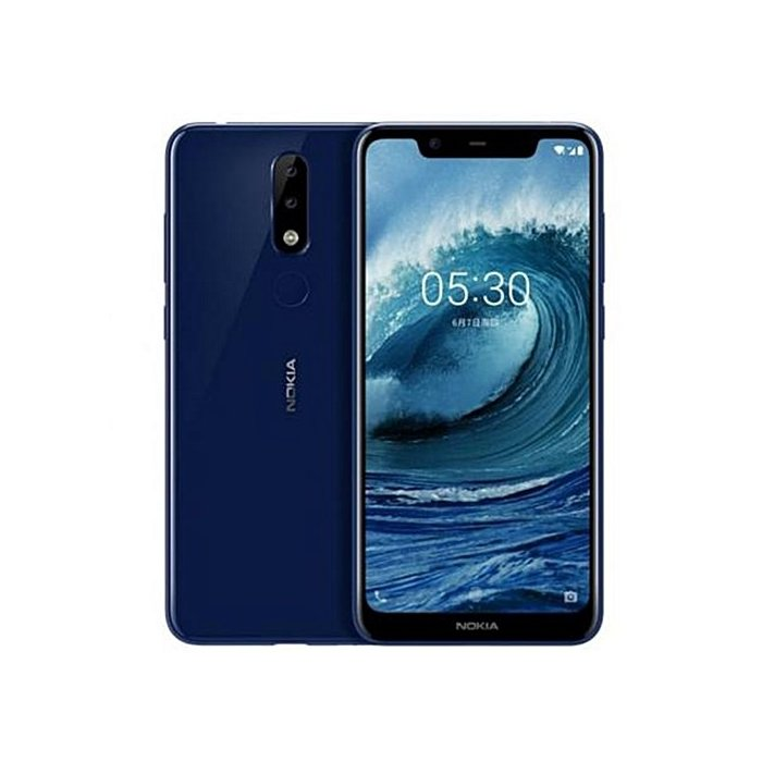Nokia 5.1 Plus DS 4G/32GB - Blue